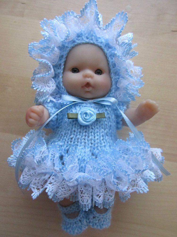 5 Berenguer Doll Hand Knitted Dolls Outfit | Berenguer dolls ...