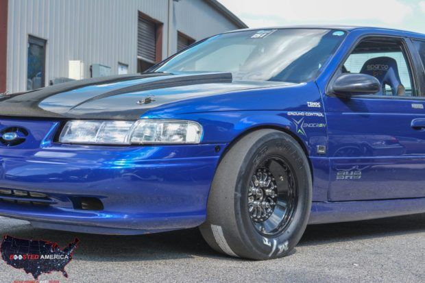 1995 Ford Taurus Sho With A Turbocharged 3 3 L V6 Ford Taurus