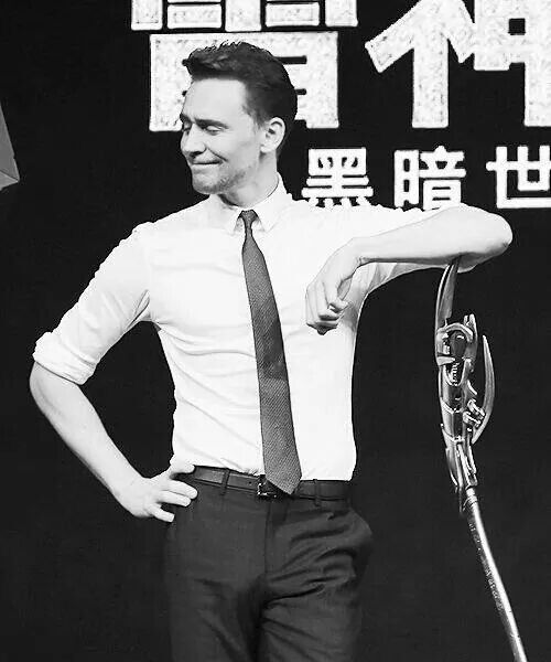 Oh my Hiddles