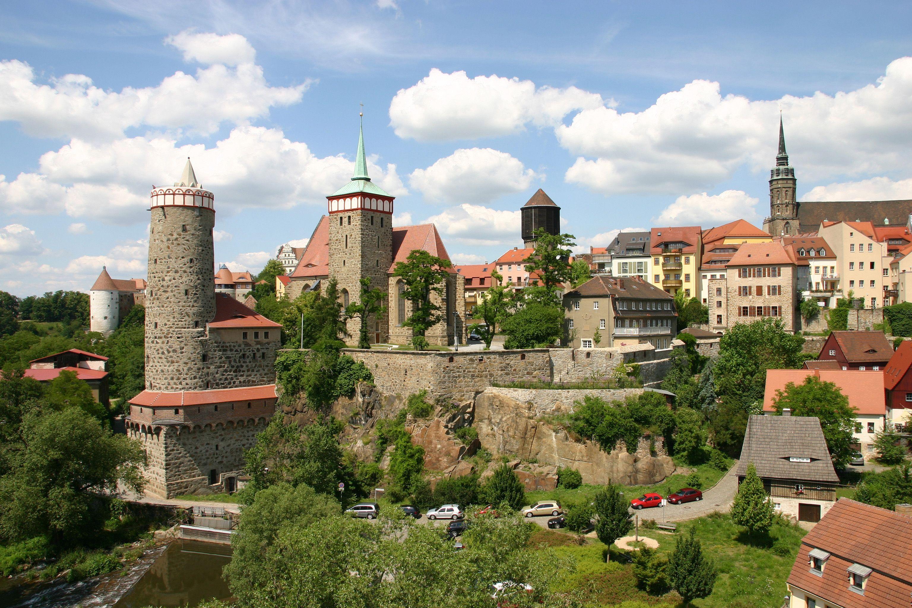 Altstadt Bautzen Kulturreise Reisen Ausflug