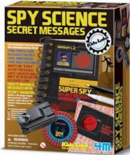 Kidz Labs - Spy Science Secret Messag...