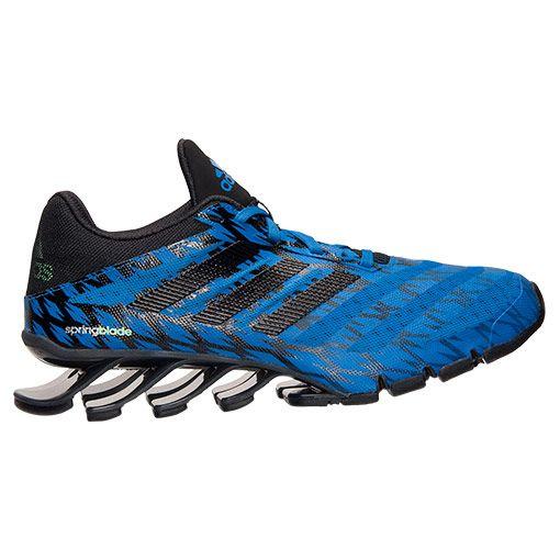 fa3eb7d2f57c7 Men's adidas Springblade Ignite Running Shoes | Finish Line | Royal ...