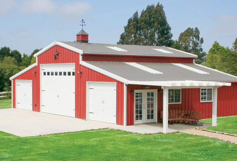 PWS RV barns, garages, and carports offer superior
