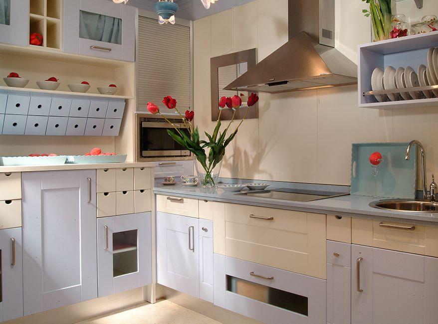 Diseo de cocinas clasicas modernas mueblesarria sevilla