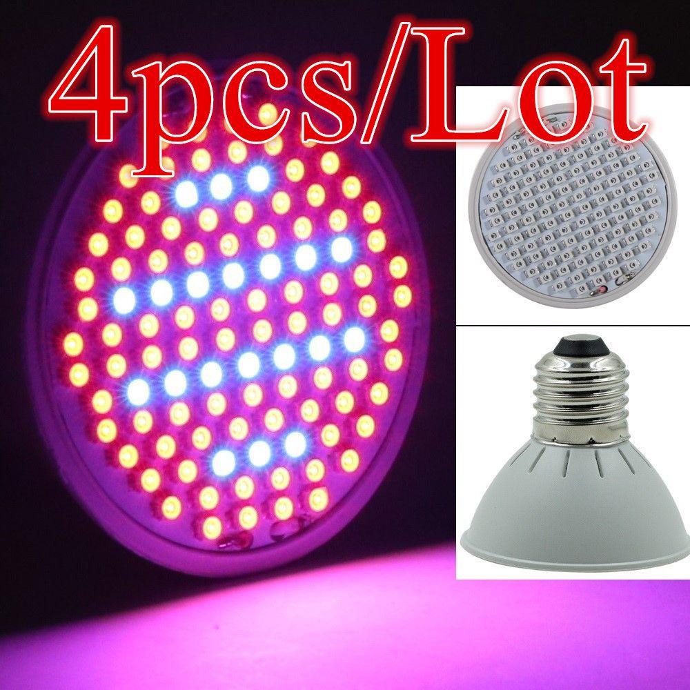 Wachsen Licht E27 AC85-265V Full Spectrum Betriebslampe für Pflanzen Vegs //Neu