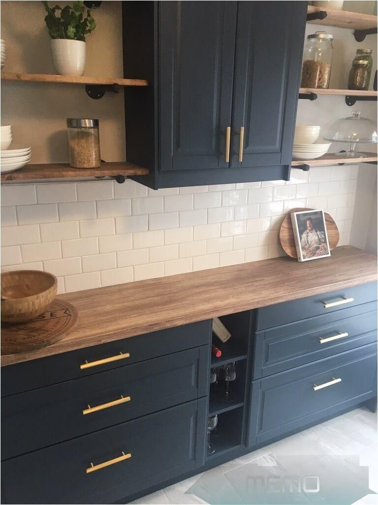 Mar 25 2019 Here S Our Ikea Painted Kitchen Cabinets For Our Custom Kitchen N Cabinets Custom Heres In 2020 Freestanding Kitchen Kitchen Nook Kitchen Interior