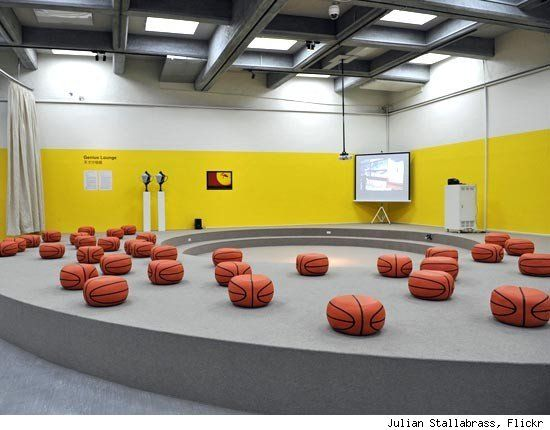 Creative Conference Rooms From Around the World  Around the