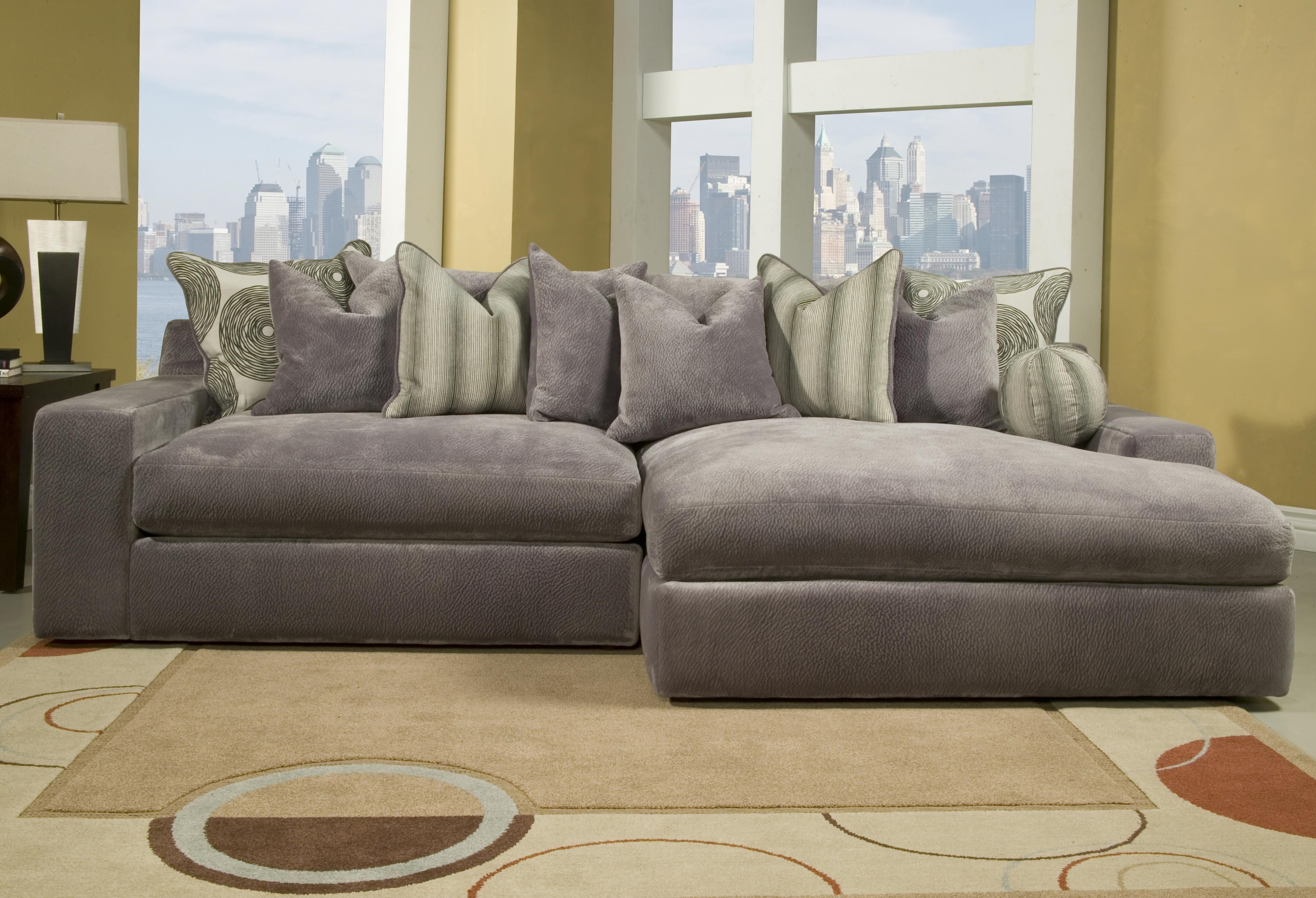 Oasis Contemporary Sectional By Robert Michael Fashion Furniture Sofa Fresno Madera Clovis