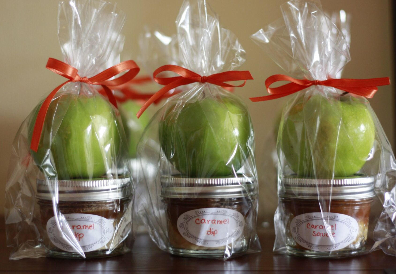 fall bridal shower menu ideas%0A fall shower ideas  Bing Images but using baby food jars to fill with  caramel instead