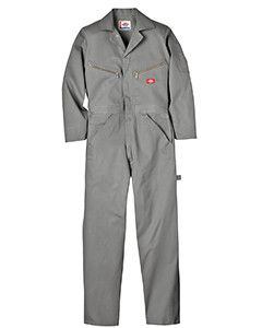 Dickies 8.75 oz. Deluxe Coverall 48700 Gray m