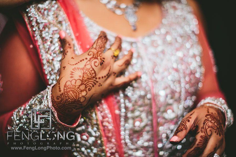 Nikkah Reception Bridal Dress Atlanta Ismaili Indian