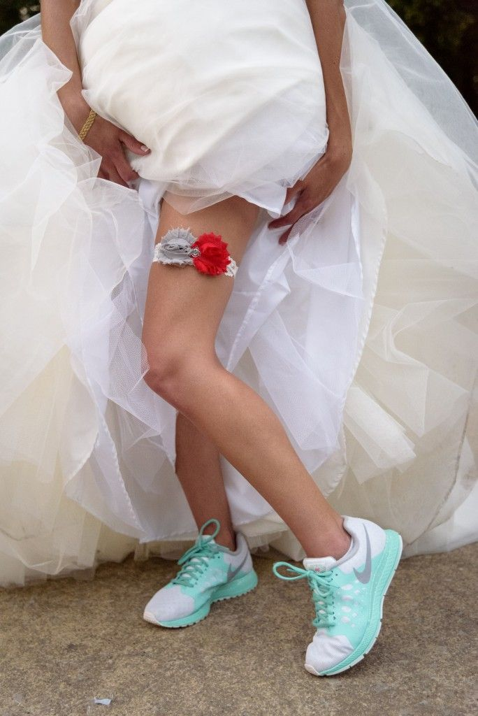Nike Wedding Shoes Sneaker David Corey Photography As Seen On Todaysbride