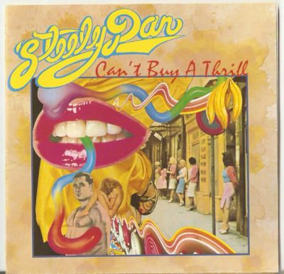 Can T Buy A Thrill Steely Dan Album Cover Art My Personal