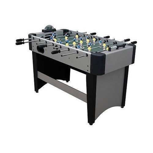 Foosball Table Soccer Game Football Arcade Hockey 2 Balls Fooseball NEW