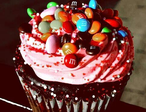 Cup cake mmm ♥♡♥