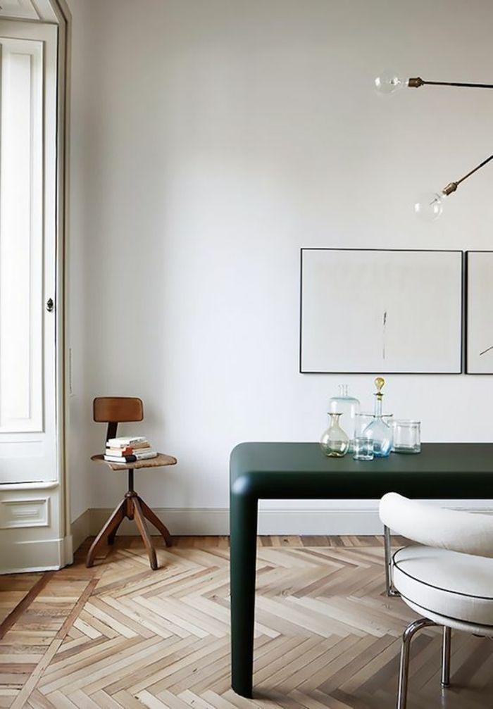 ▷ 1001+ photos inspirantes d\u0027intérieur minimaliste Villas and - peinture bois et fer