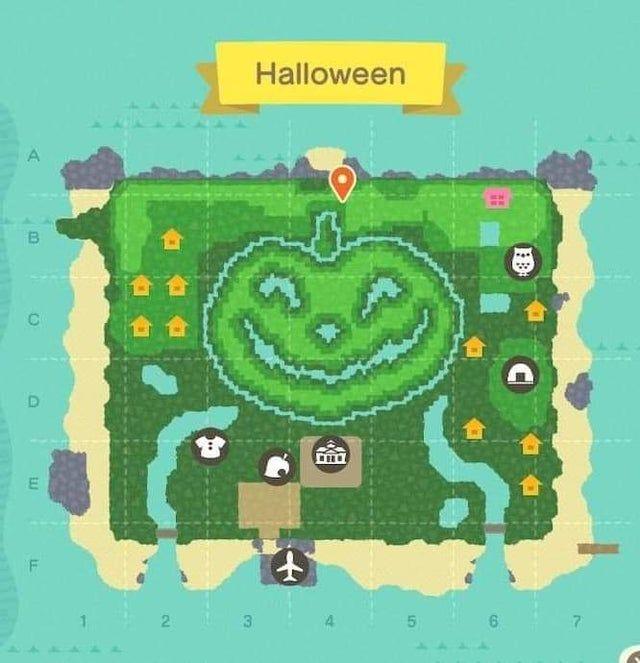 Halloween Island is coming along nicely ...