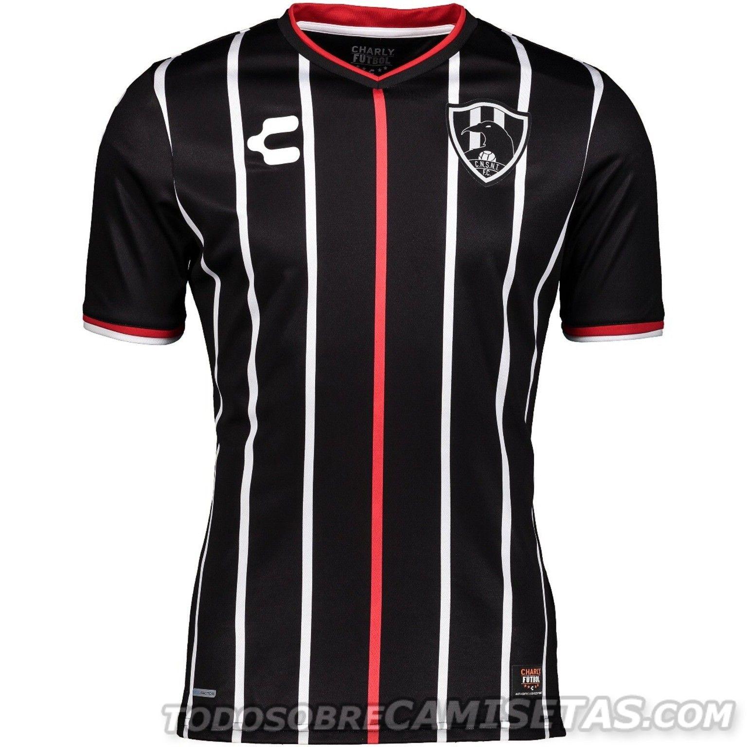 Jerseys Charly Futbol de Club de Cuervos Temporada 3 Soccer Jerseys 51c8486242c12