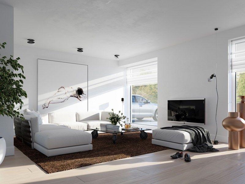 Woonstijl: interieur impressie van lichte woonkamer | Inspiratie ...