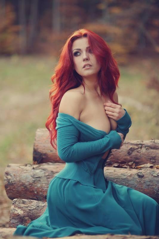 Redhead veronica blog