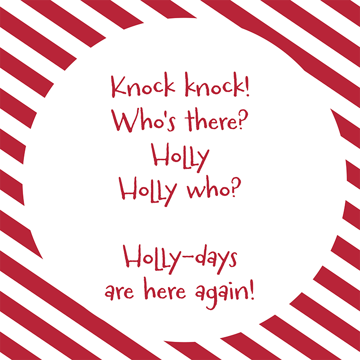 Image of: Screenshot Christmas Elf Jokes Knock Knock Whos There Holly Holly Who Hollydays Are Here Again Pinterest Christmas Elf Jokes Knock Knock Whos There Holly Holly Who
