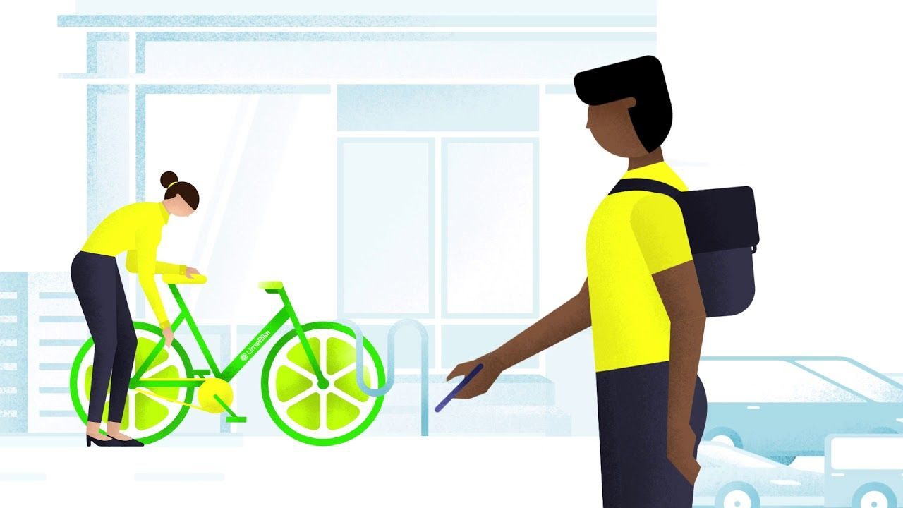 Introducing Limebike Your Ride Anytime