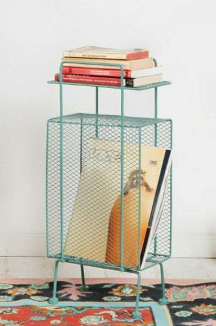 Le porte revue - un meuble et un objet déco en 40 images! - Archzinefr - meuble en fer design
