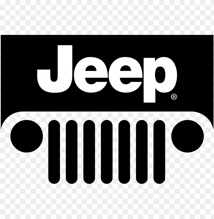 Cj Wrangler Jeep Car Vector Logo Clipart Jeep Logo Vector Png