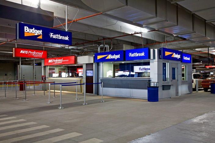 Rental Car Center Rcc At The Miami Intermodal Center Mic