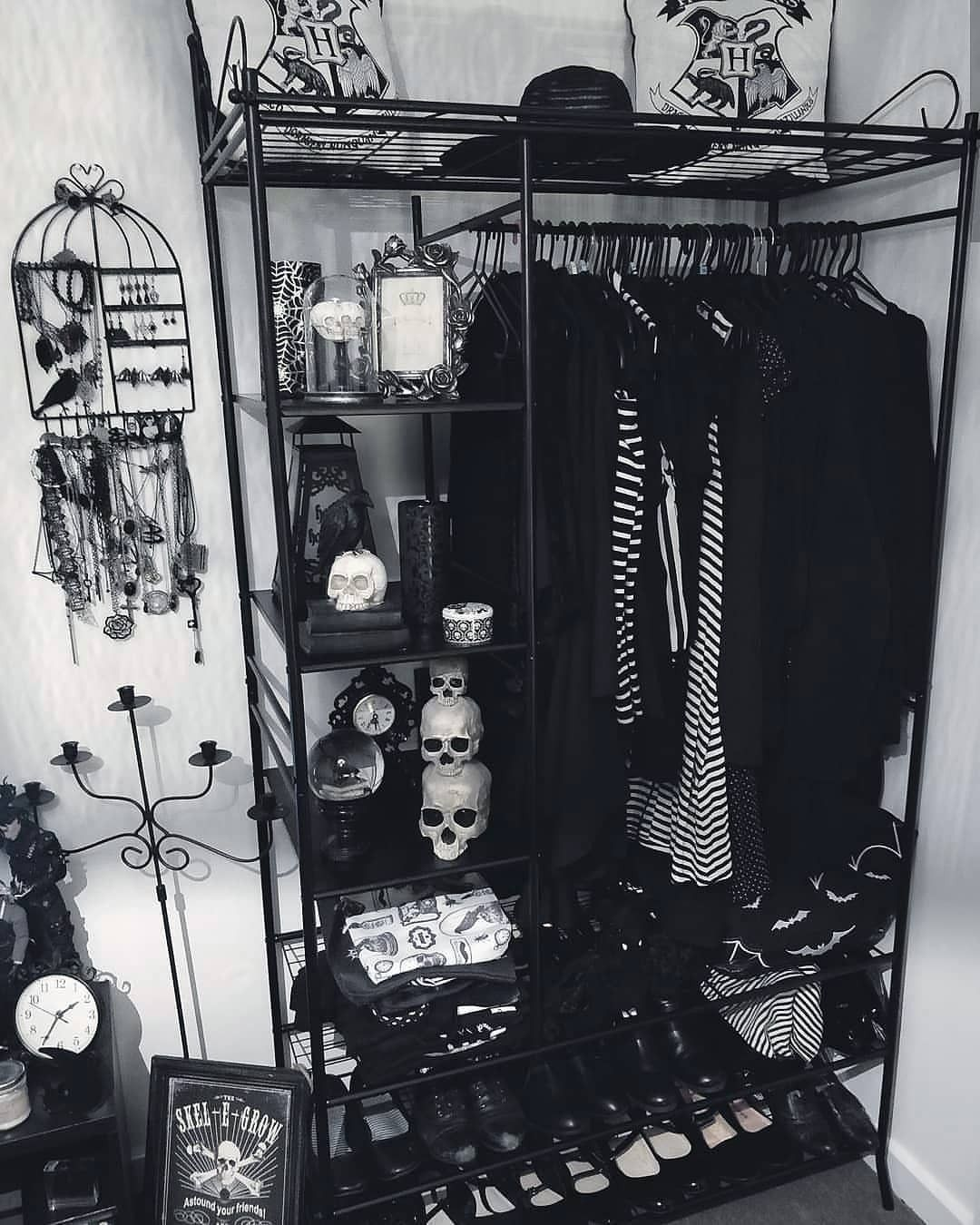 Photo of Goth room