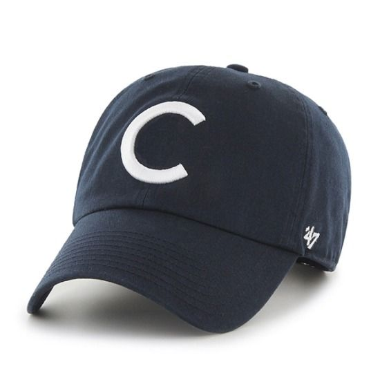 7b1cb7a9f34 Chicago Cubs Cooperstown 1911 Adjustable Clean-Up Hat by  47 Brand ...