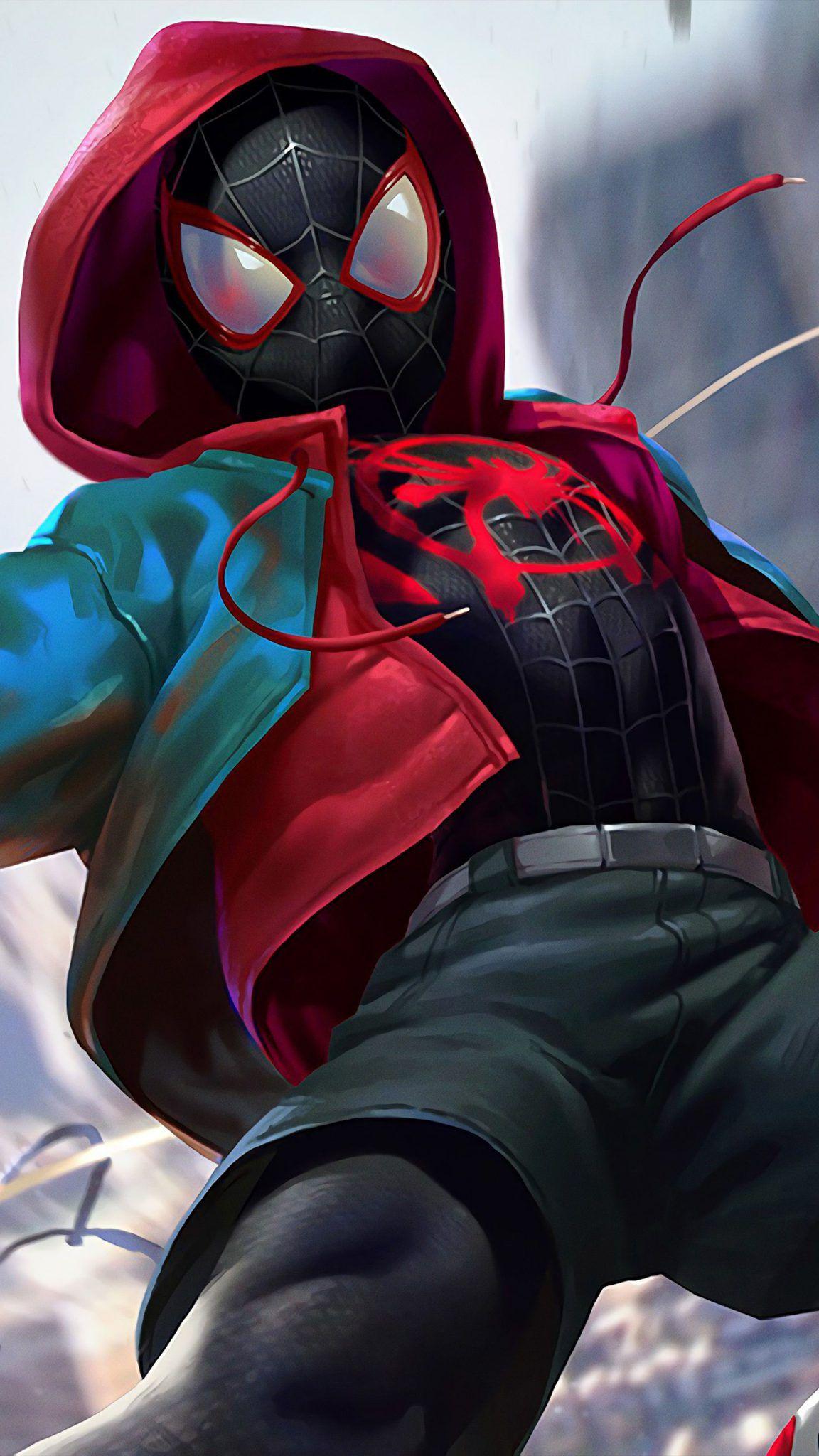 Iphone X Wallpaper Screensaver Background 142 Spiderman 4k Ultra Hd