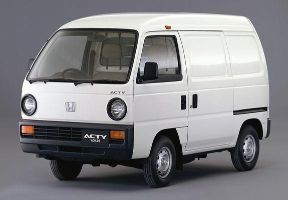 Honda Acty Qute