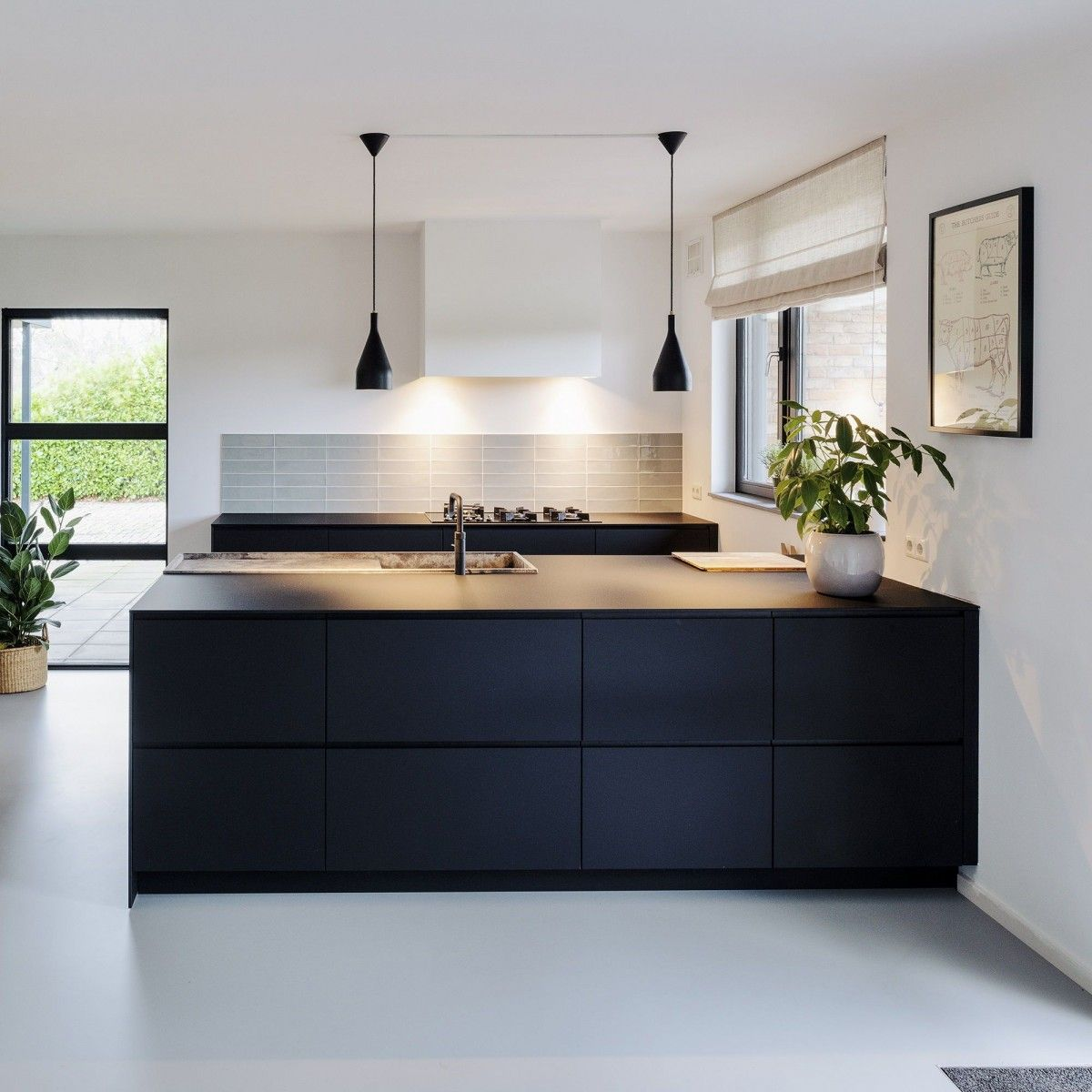 Modern Furniture Small Kitchen Decorating Design Ideas 2011: Scandinavian Kitchen Ideas (Pros, Cons And Decor Ideas) In