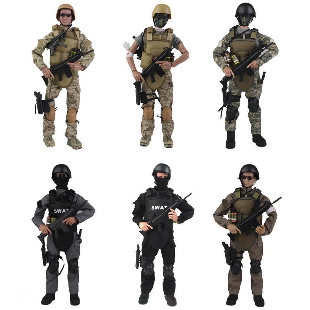 American Sniper Ghillie Suit GI JOE by Hasbro 12 Inch