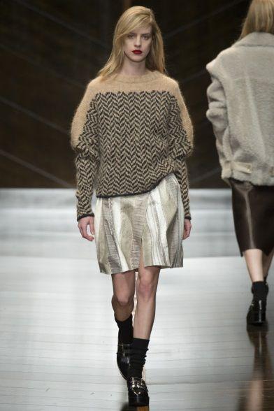 Sfilata Trussardi Milano - Collezioni Autunno Inverno 2014-15 - Vogue