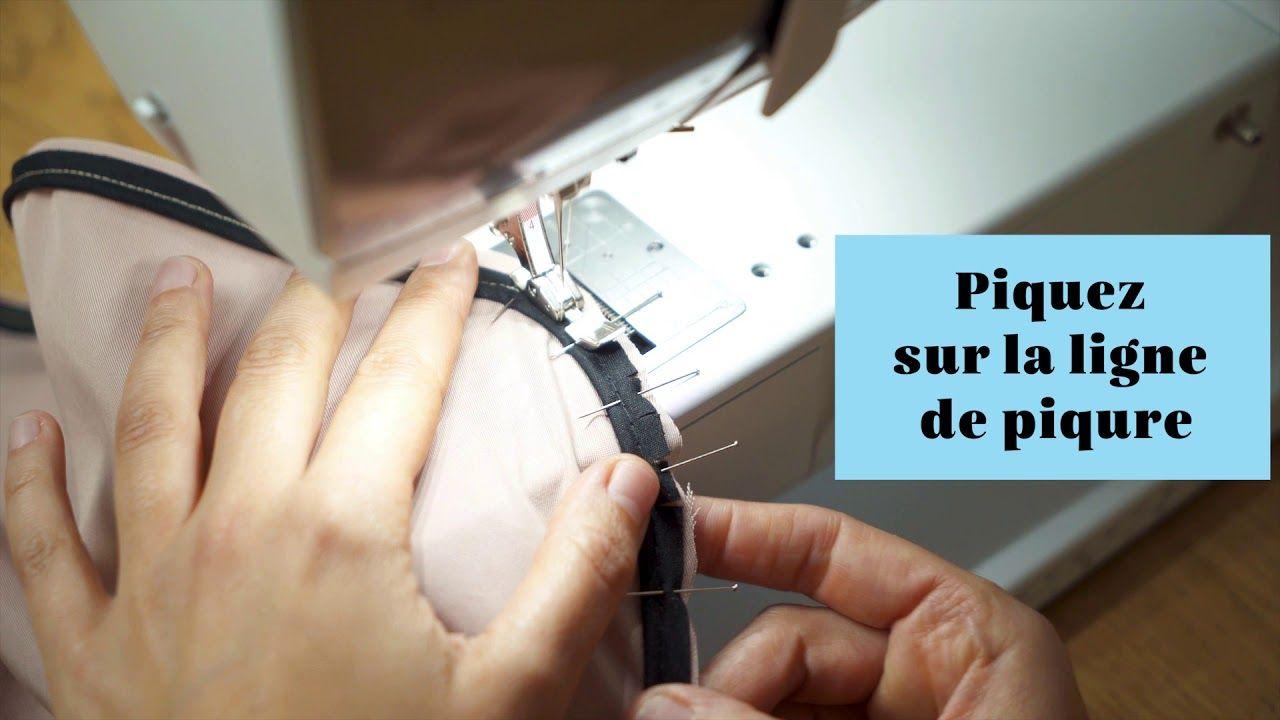 Technique de couture: passepoil   – Couture… Techniques