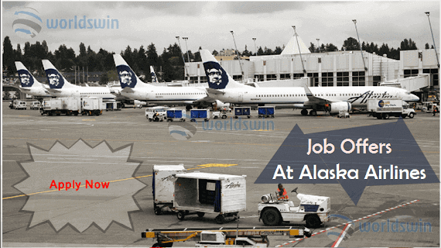 Job Opportunities At Alaska Airlines | Jobs In United States | How