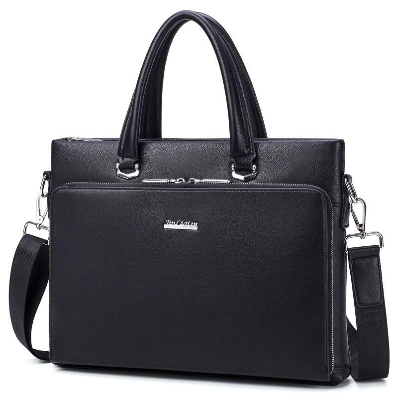 Top Handbag Fashion Simple Famous Brand Business Men Briefcase ...