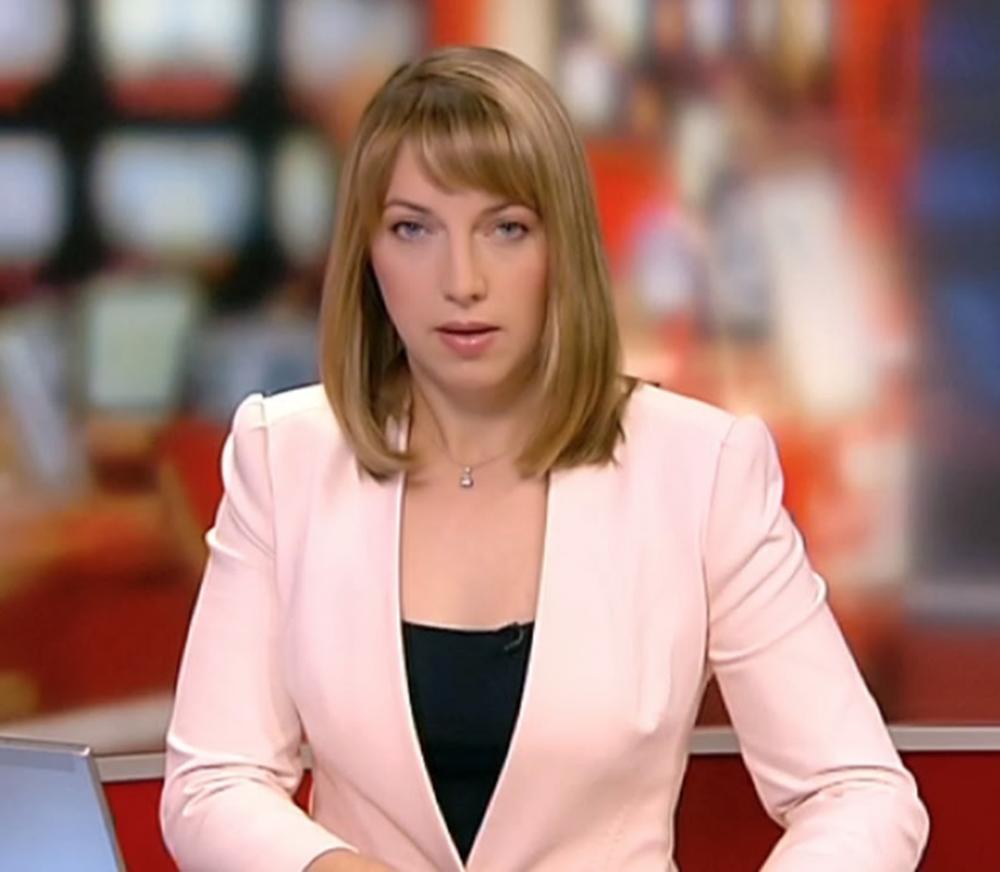 Emma Vardy Journalist Sports Presenters British Broadcasting Corporation