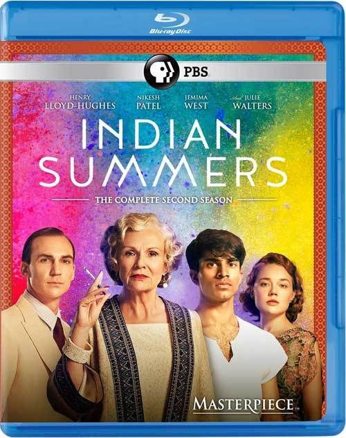Indian Summers Season 2 Blu-ray Cover