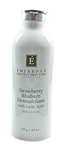 Eminence Organic Skincare Strawberry Rhubarb Dermafoliant 42 Ounce Details Can Be Found By Click Skin Care Coconut Oil Skin Care Homemade Organic Skin Care