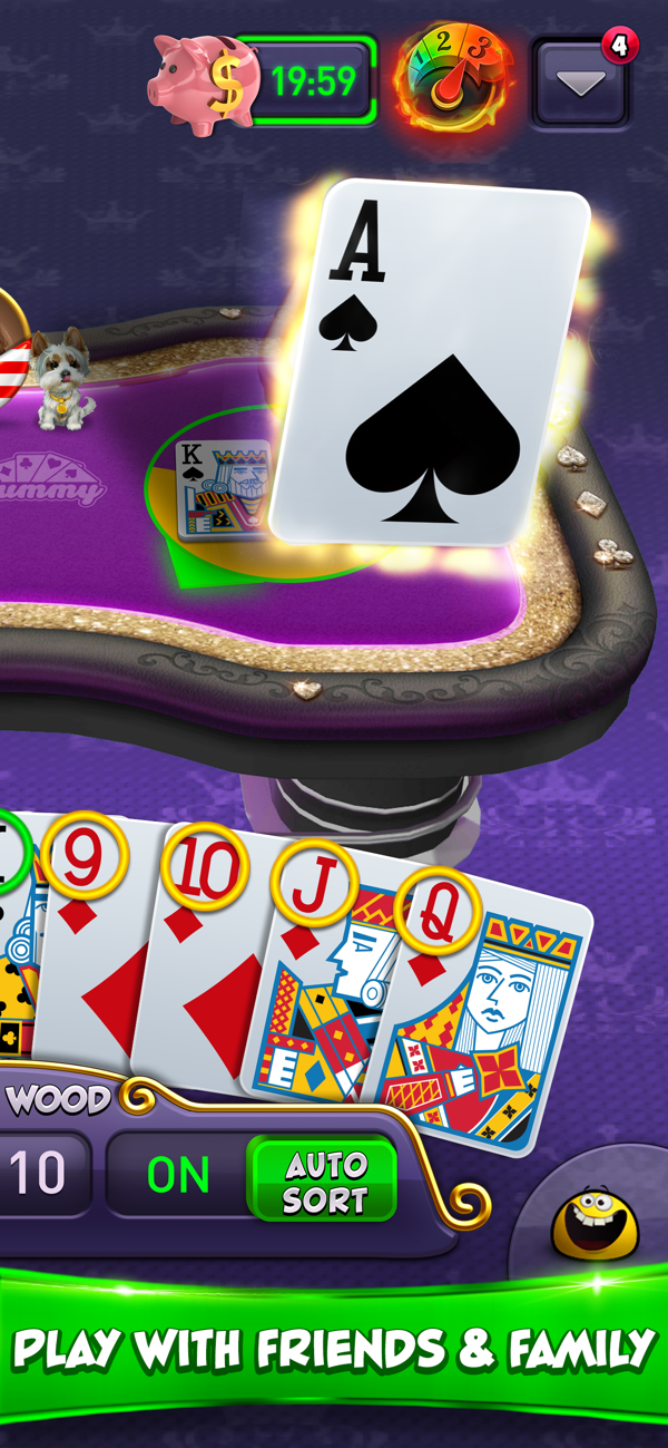 Gin Rummy Plus Card Game on the App Store