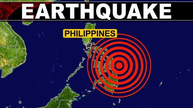 Deep 6 2 Magnitude Earthquake Rattles The Philippines