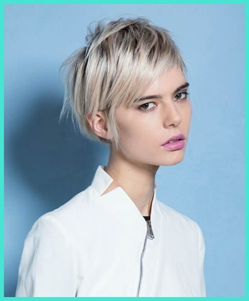 More than 31 ways of short hair with bangs for a fresh … | Great …, #als #ein …