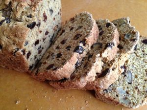 Raisin Walnut Bread From The China Study Cookbook With Images