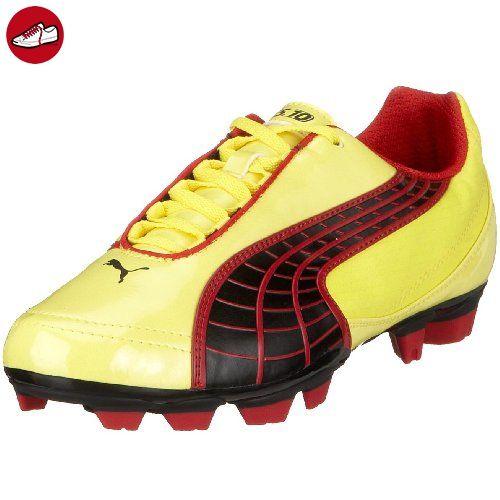 Puma v5.10 i FG 101825 02, Herren Sportschuhe - Fußball, gelb,