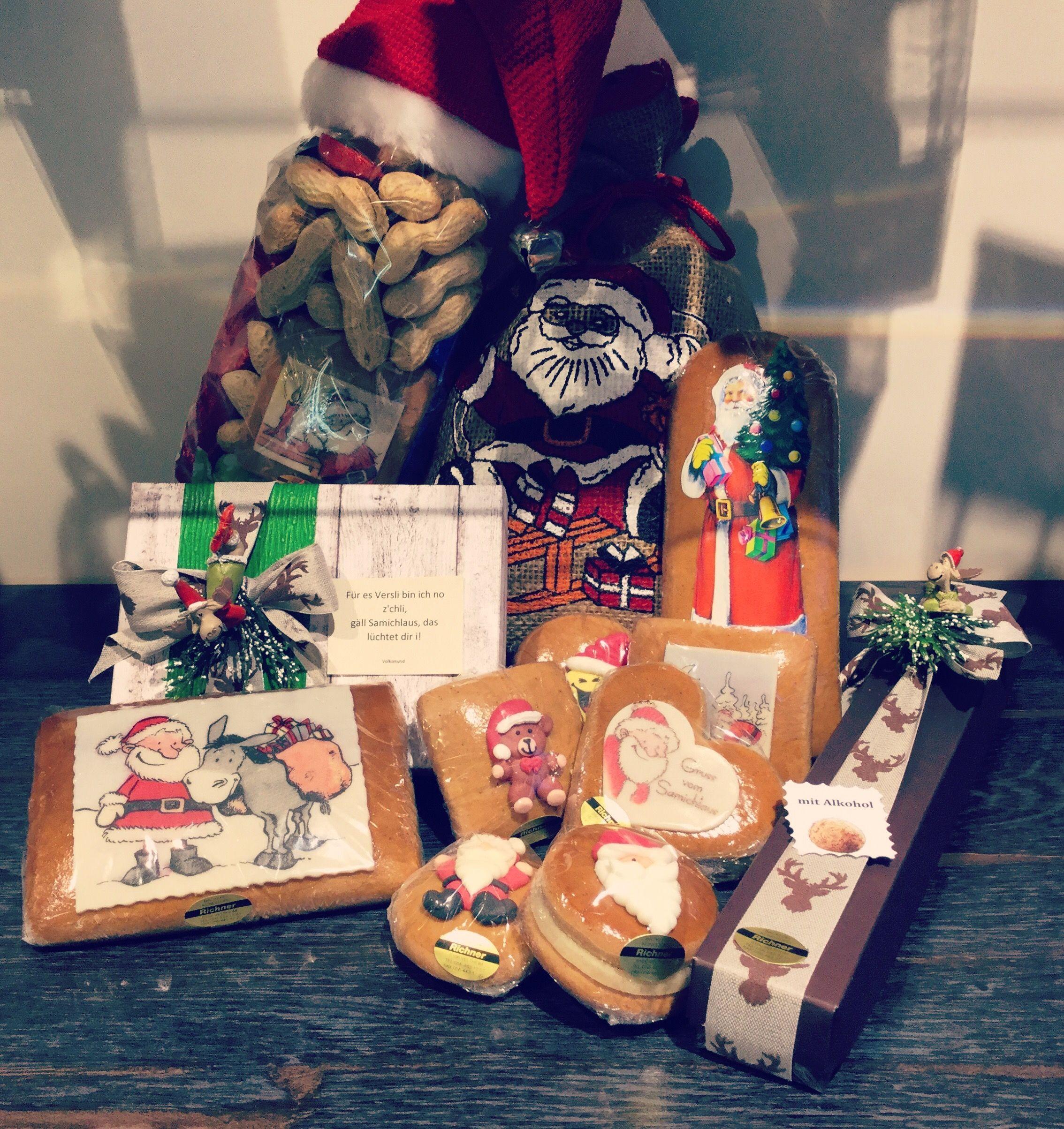 Ab dem 11. November wieder Samichlaus-Spezialitäten: Grittibänzen / Weihnachtschrömli / Lebkuchen mit Verzierungen / Lebkuchen-Häuschen zum selber machen / Chlaussäcke und vieles mehr!😍🎅🌟❄️ #samichlaus #lebkuchen #lebkuchenhaus #lebkuchenhausbauen #chlaussäckli