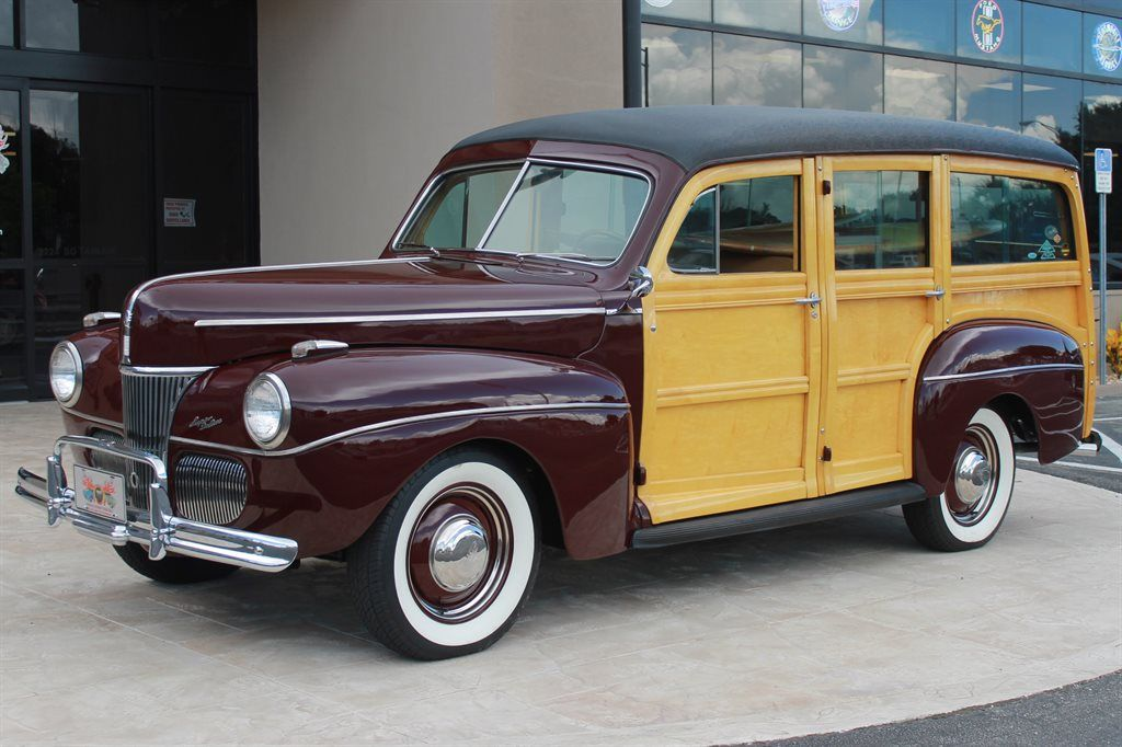 Ideal Classic Cars: 1941 Ford Woody - Venice, FL | woodies ...