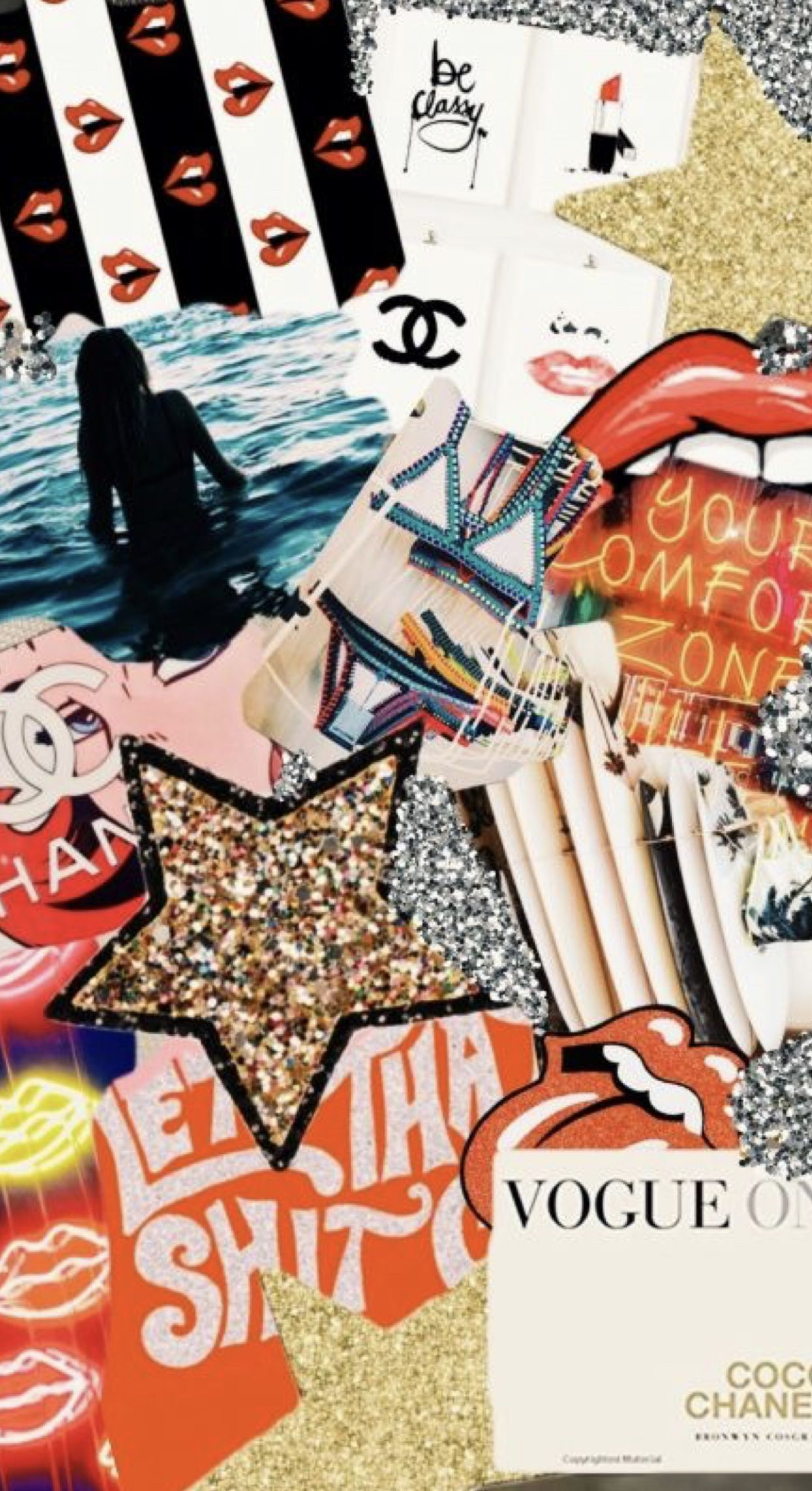 Collage Tumblr Moodbord Visionboard Artsy Background Collage